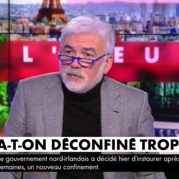 """Ivan Rioufol : """"C'est de la mascarade, depuis le début nous sommes dans une grande mascarade [...] C'est pas la peste, c'est pas le coléra"""""""