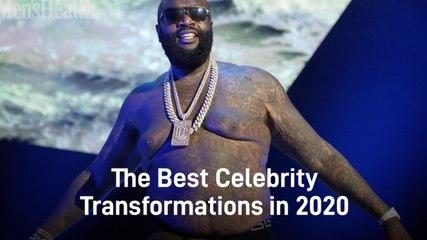 Best Celebrity Transformations 2020