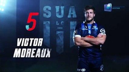 J2ERCC : Le XV Agenais face à Benetton Rugby !