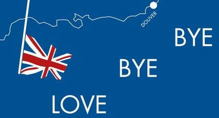Bye Bye Love - Une exposition musicale autour du Brexit
