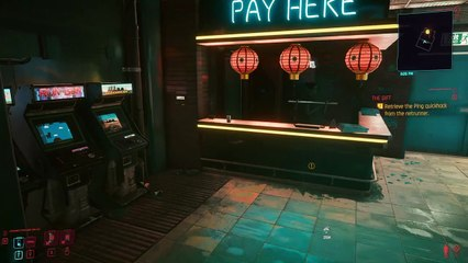 LAR Games Plays Cyberpunk 2077 Part 5   Character Creation and First Impressions