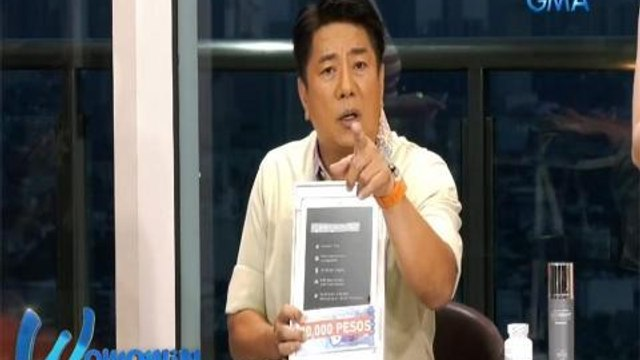Wowowin: Caller ni Kuya Wil, may panghanda na sa Pasko at birthday niya!