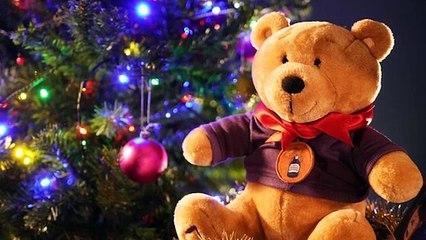 A singing Teddy Bear!