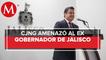 Cártel Jalisco Nueva Generación amenazó a Aristóteles Sandoval cuando fue gobernador