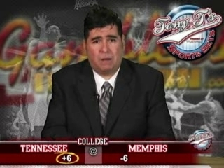 Tennessee @ Memphis – College Basketball Preview