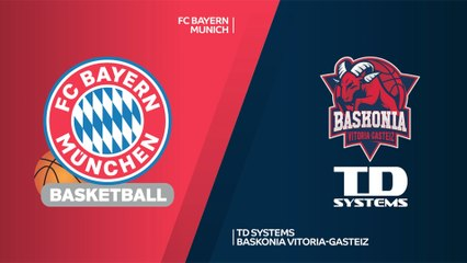 EuroLeague 2020-21 Highlights Regular Season Round 15 video: Bayern 77-66 Baskonia
