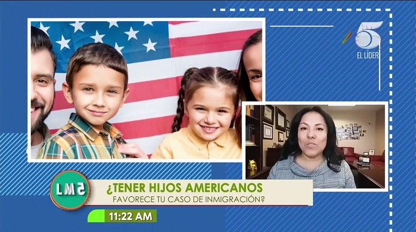 ¿Tener hijos americanos favorece a tu caso de inmigración?