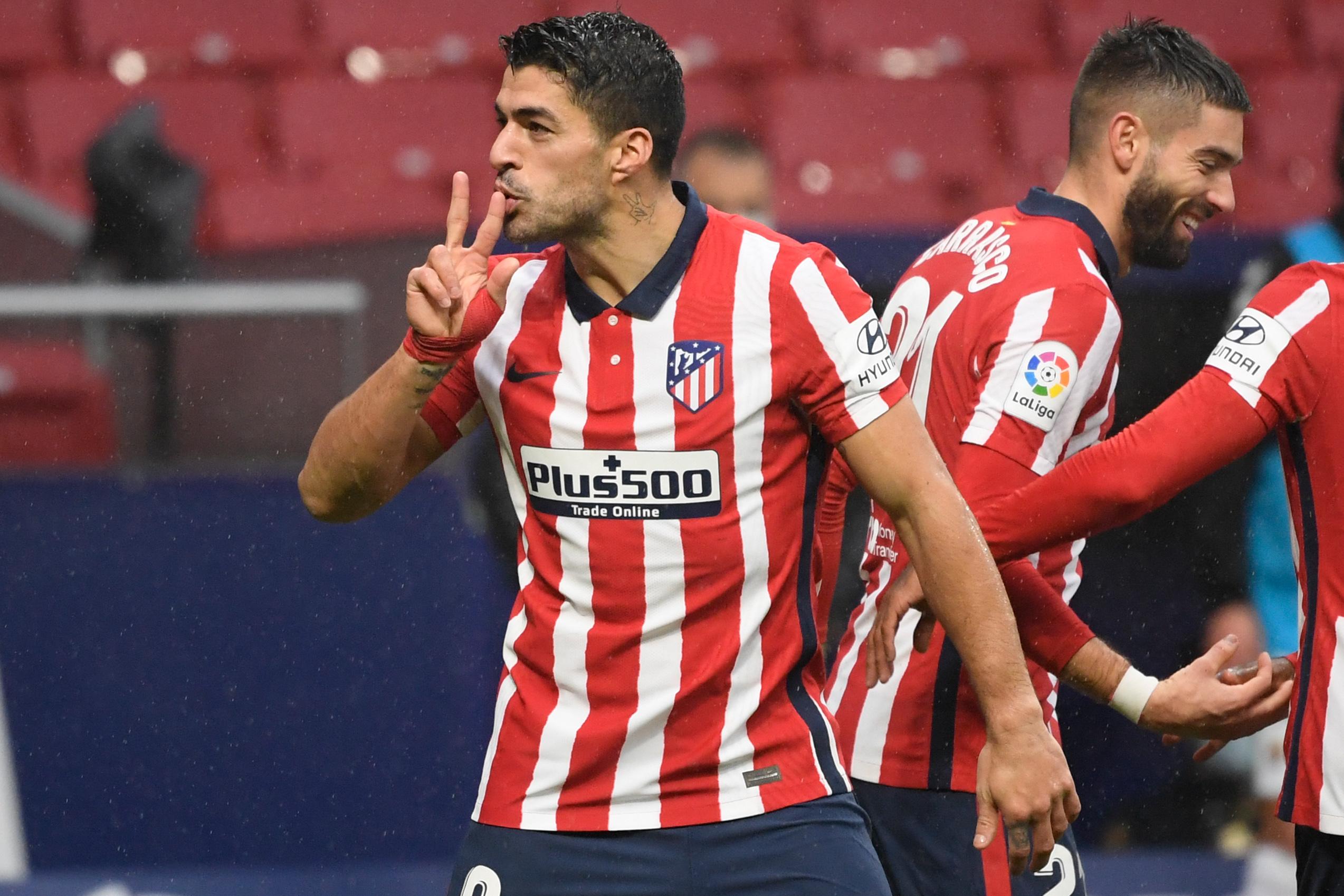 La Liga - Luis Suarez a réveillé l'Atlético !