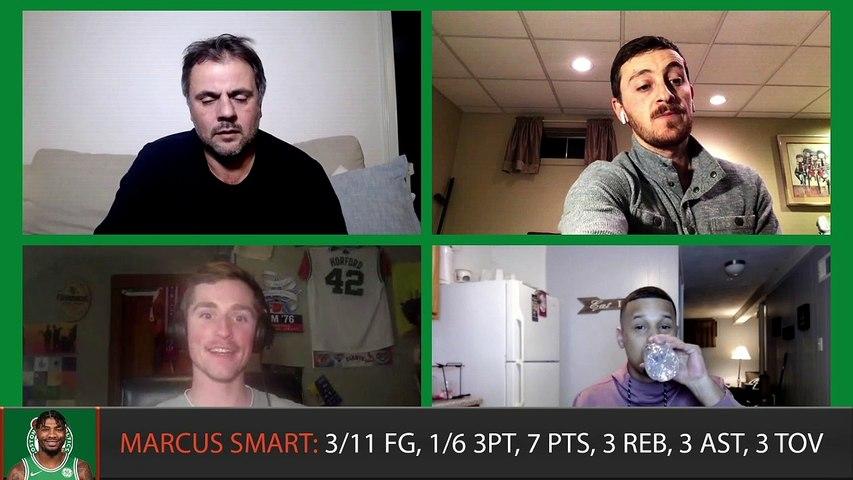 Celtics vs Nets Preseason Game Recap