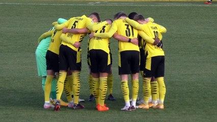 BVB II zurück im Titelrennen  Borussia Dortmund II - Wuppertaler SV (Regionalliga West)