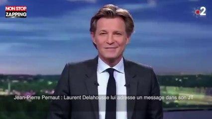 Jean-Pierre Pernaut : Laurent Delahousse lui adresse un message dans son JT (vidéo)