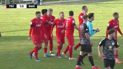 Knapper Erfolg des Favoriten | TSV Steinbach Haiger – TuS Rot-Weiss Koblenz (Regionalliga West)