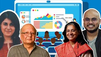 Online Learning in Pandemic Era | Amb Amit Dasgupta (retd.), Dr. Rukmini Banerji & Ms. Bhavna Jolly