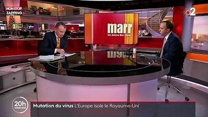 Coronavirus : La France ferme ses frontières avec la Grande-Bretagne après la découverte d'une nouvelle souche (vidéo)