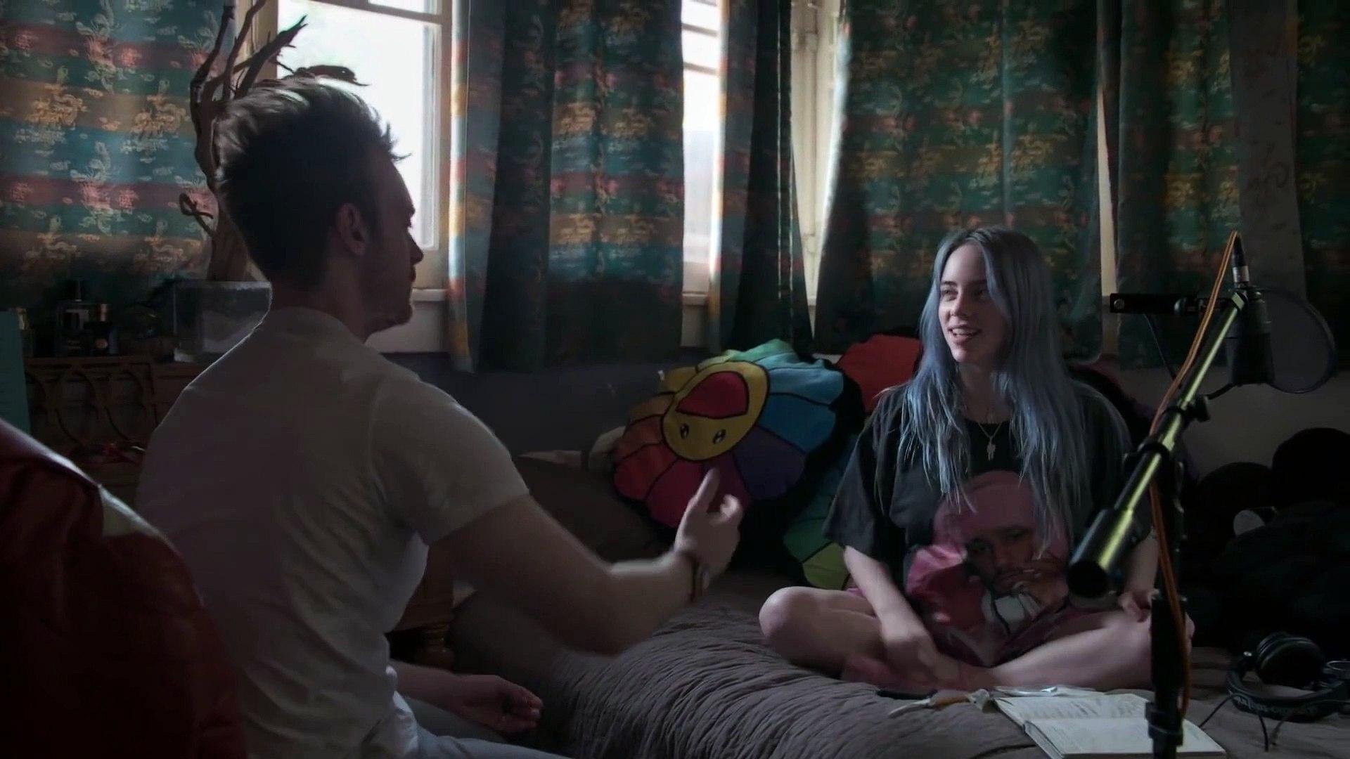 Billie Eilish: The World's a Little Blurry - Official Trailer  Apple TV+