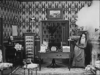 """""""Le Noël de Madame"""", réalisateur inconnu, 1907"""