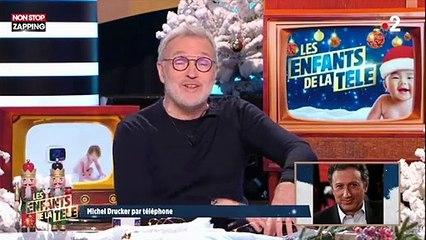 Les Enfants de la télé : Michel Drucker évoque la date de son retour à l'antenne (vidéo)