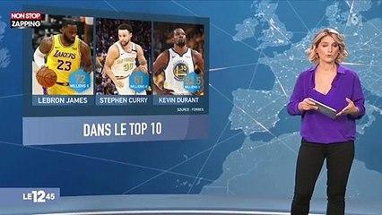 Basket : avec 205 millions de dollars sur cinq ans, Rudy Gobert est le sportif français le mieux payé ! (vidéo)
