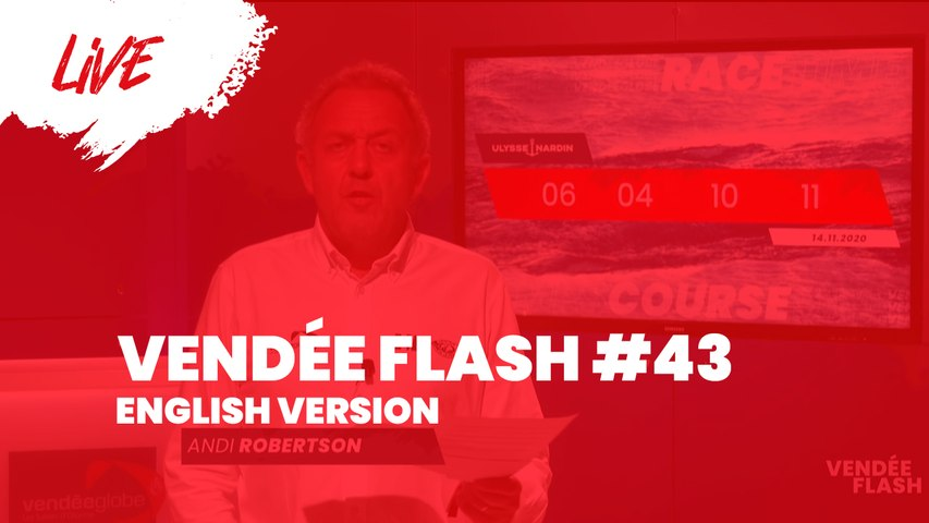 Vendée Flash #43 [EN]