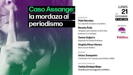 DEBATE | Caso Assange: la mordaza al periodismo