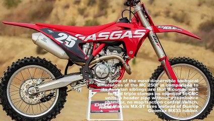 2021 GasGas MC 250F Review First Ride