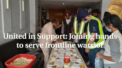 United in Support: Joining hands to serve frontline warrior | REIMAGINING INDIA