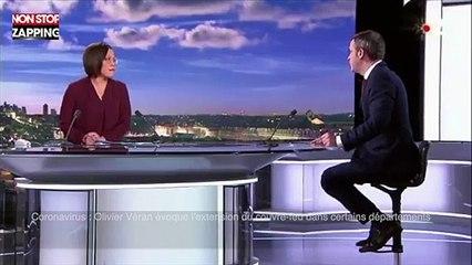 Coronavirus : Olivier Véran évoque l'extension du couvre-feu dans certains départements (vidéo)