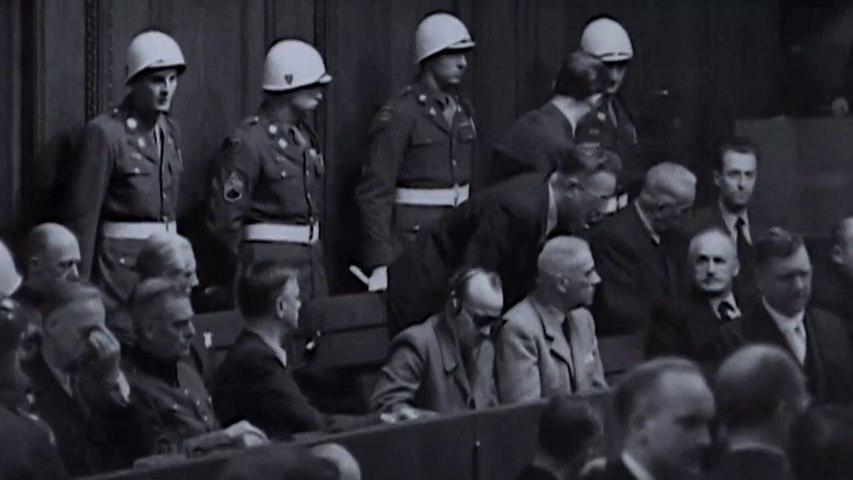 Nuremberg, des images pour l'histoire