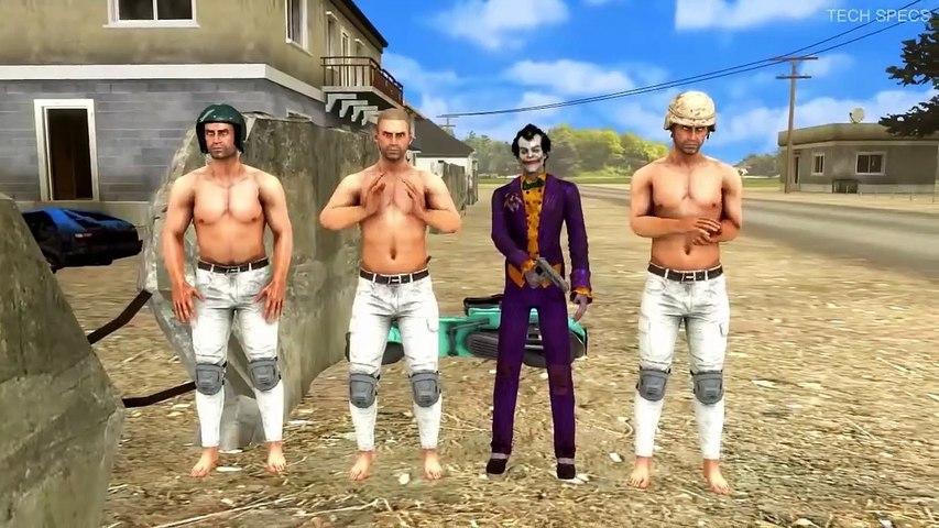 Joker Squad vs Magic Noob - PUBG SFM Animation