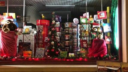 La Châtre scintille de mille feux pour célébrer Noël 2020