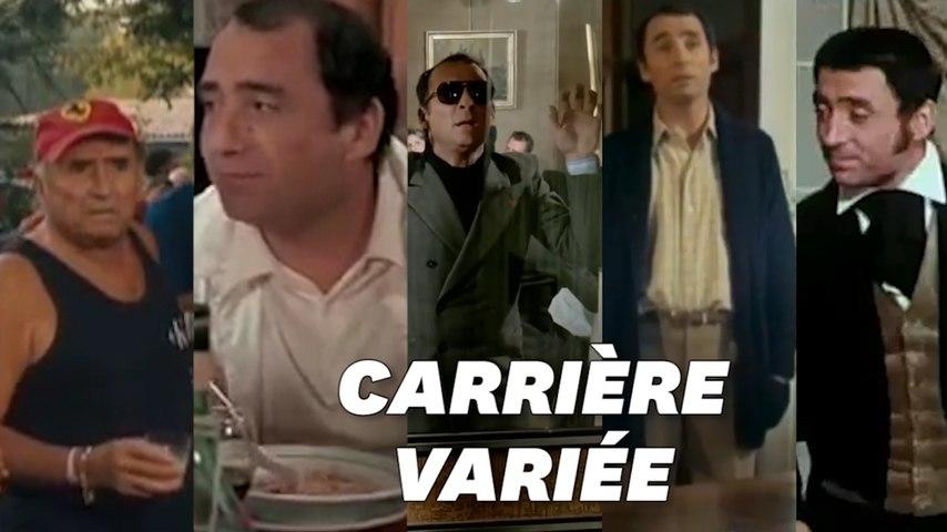 Claude Brasseur en cinq films cultes