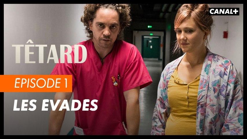 #1 Les évadés - TÊTARD saison 2 - CANAL+