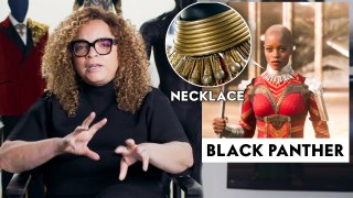 Black Panther's Costume Designer Ruth E. Carter Breaks Down Her Iconic Costumes