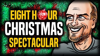 Stefan Molyneux's Christmas Spectacular with Jordan Peterson, Michelle Malkin, Mike Cernovich, Rev. Jesse Lee Peterson - and more!