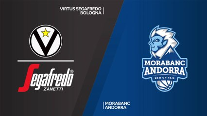 7Days EuroCup Highlights Regular Season, Round 8: Virtus 92-81 Andorra