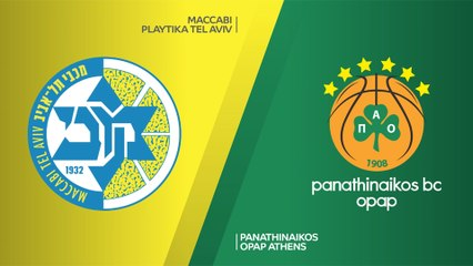 EuroLeague 2020-21 Highlights Regular Season Round 16 video: Maccabi 89-81 Panathinaikos