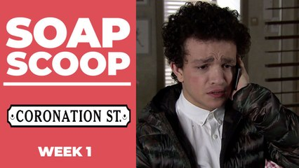 Coronation Street Soap Scoop! Simon's upsetting discovery