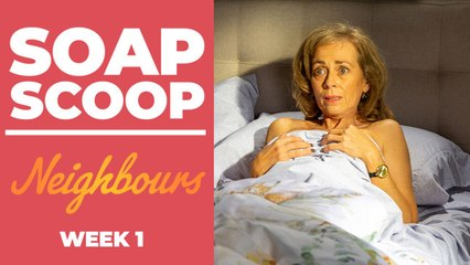 Neighbours Soap Scoop! Jane and Clive sleep together