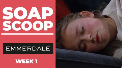 Emmerdale Soap Scoop - Liv's diagnosis causes tensions