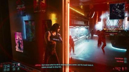 Cyberpunk 2077 ist ganz großartig 2 (Mehr Live Gameplay)