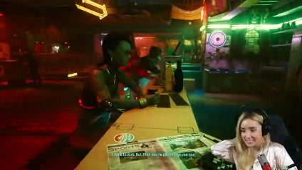 Cyberpunk 2077 PS5 4K - 1st Hour Walkthrough, Character Creation and First Impression Reaction