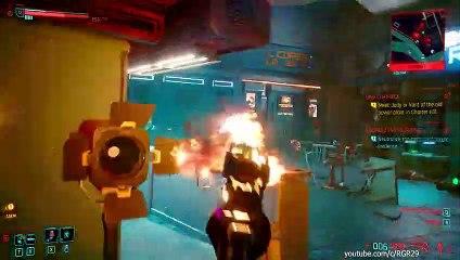 Cyberpunk 2077 4K Ultra Graphics Gameplay Part 10 - Cyberpunk 2077 4K 60fps