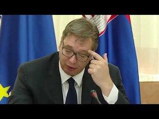 Vuçiç Ne duam një kompromis me shqiptarët