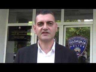 Policia ekstradon 59 persona në Maqedoni