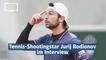 Österreichs Tennis-Shootingstar Jurij Rodionov im ausführlichen Interview