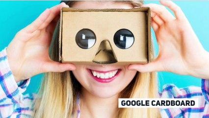 Meilleures application : spécial VR