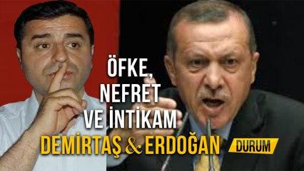Öfke, Nefret Ve İntikam Demirtaş & Erdoğan