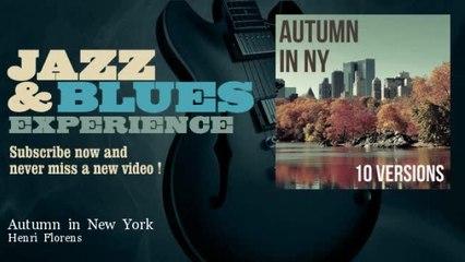 Henri Florens - Autumn in New York