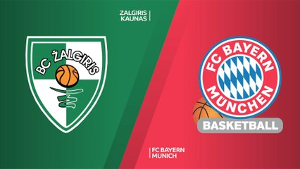 EuroLeague 2020-21 Highlights Regular Season Round 16 video: Zalgiris 74-73 Bayern