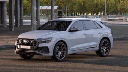 Audi Q8 TFSI e quattro – Systemaufbau, Fahrmodi und Betriebsstrategie Animation